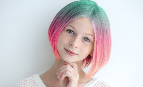 The Damaging Truth About Hair Dye Trends & Kids