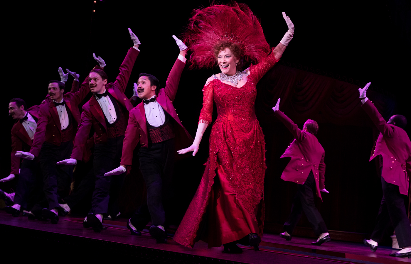 """Hello, Dolly!"" Starring Betty Buckley"