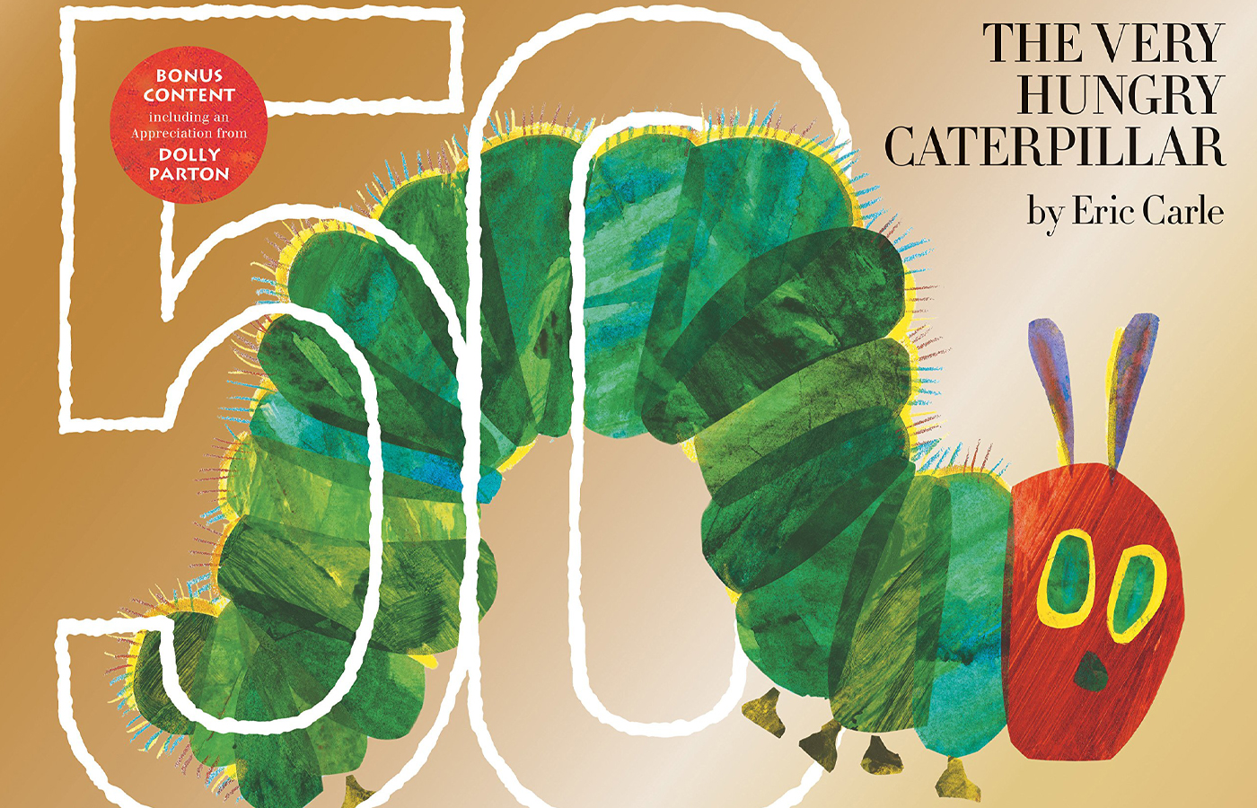Preschool Program Song and Storytime: The Very Hungry Caterpillar's Birthday Party