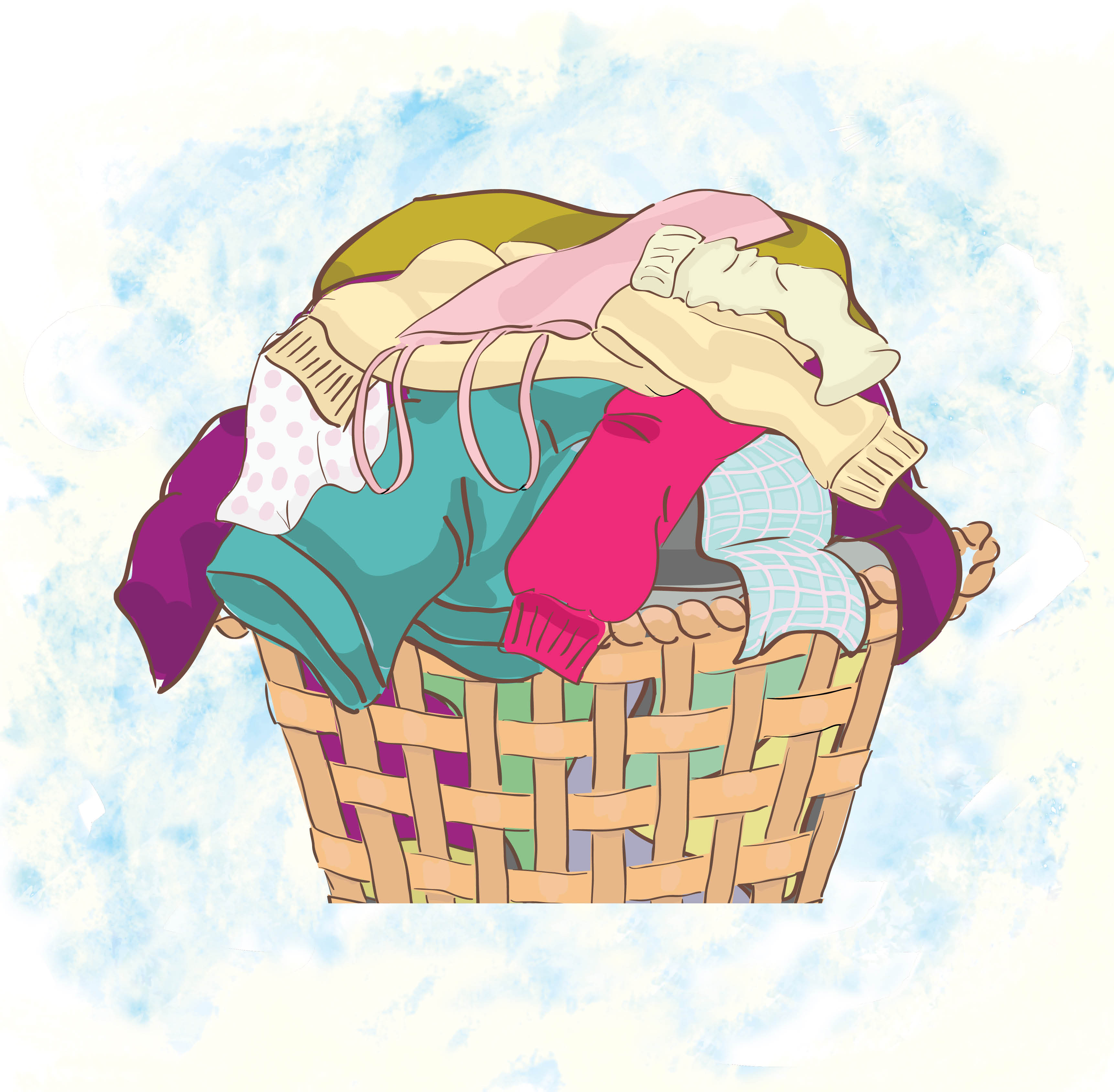 Clothes Left in the Washer Overnight? Martha Stewart Says It's OK!