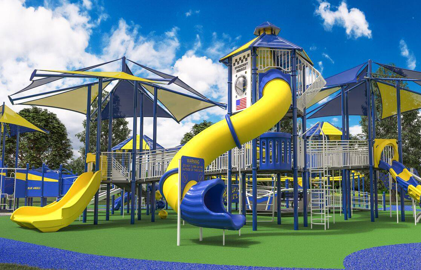 Smyrna's First All-Inclusive Park