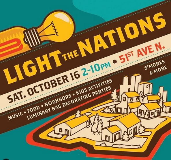 Light The Nations
