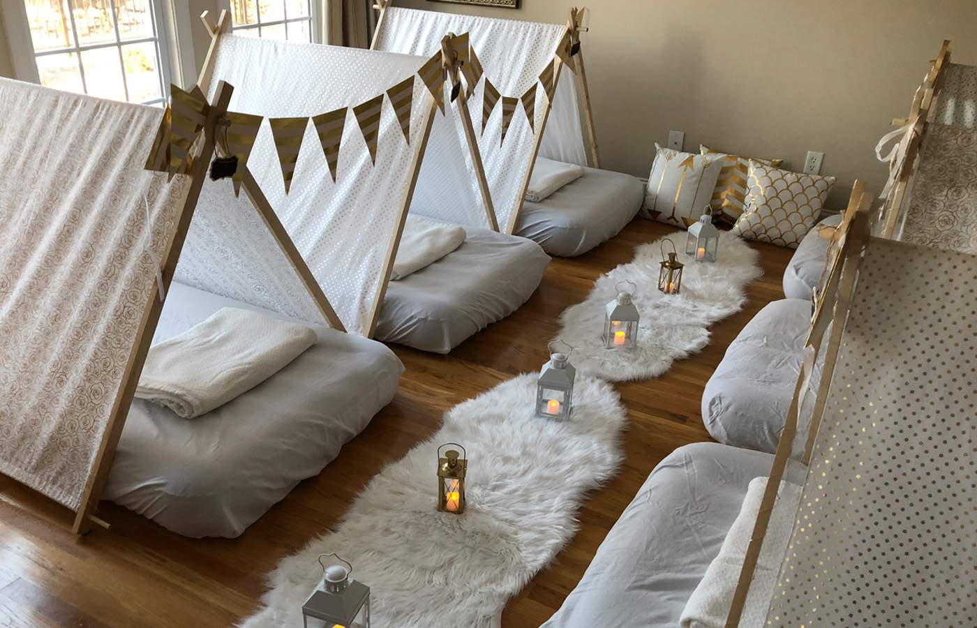 Lilly Jack Teepees Launches in Rutherford County