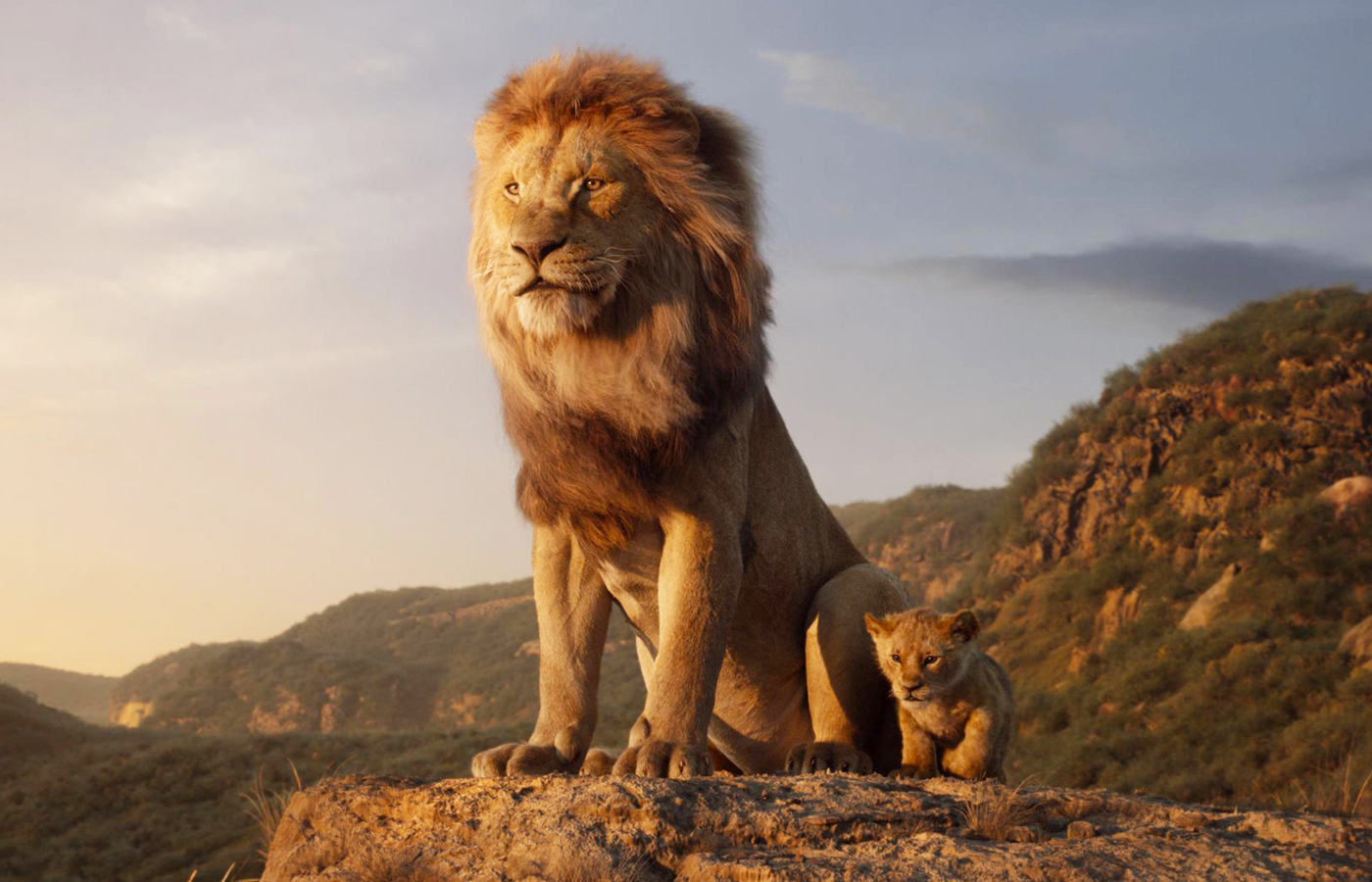 The Lion King Sensory-Friendly Screening
