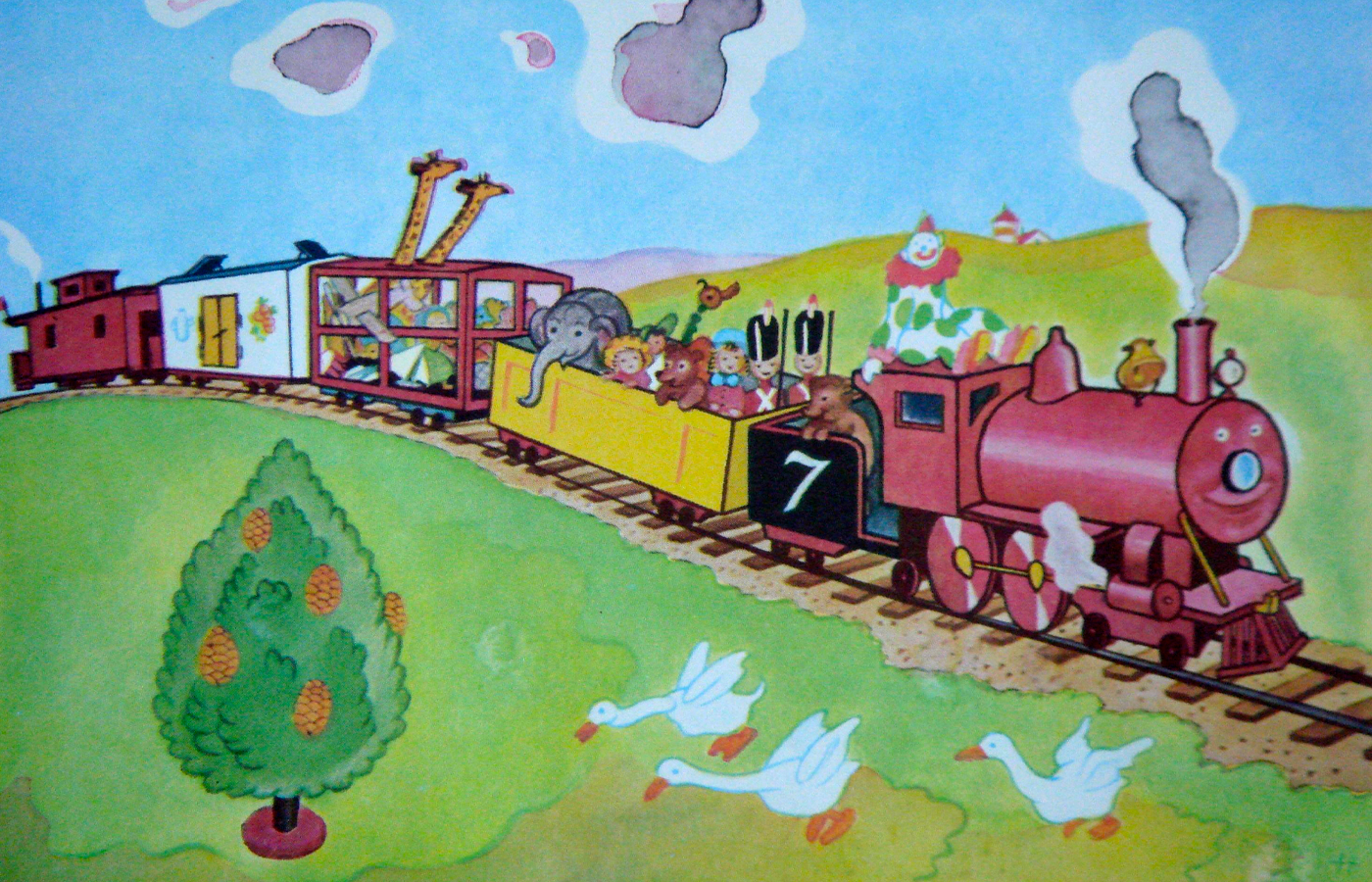 Race to Read: The Little Engine That Could