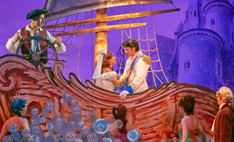 Theater Review: The Little Mermaid