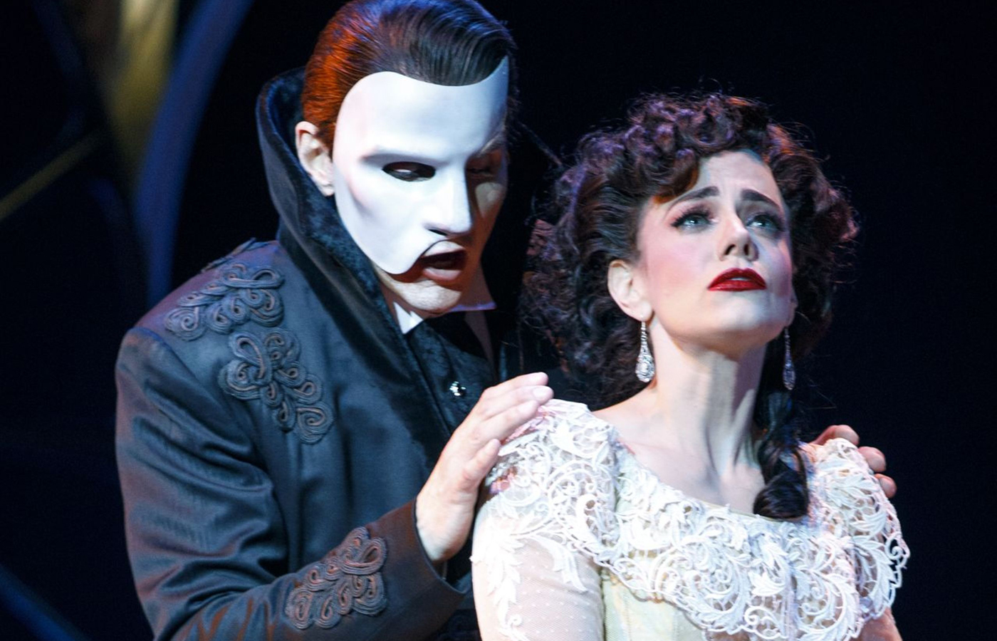 "Revisitng the Phantom in ""Love Never Dies"""