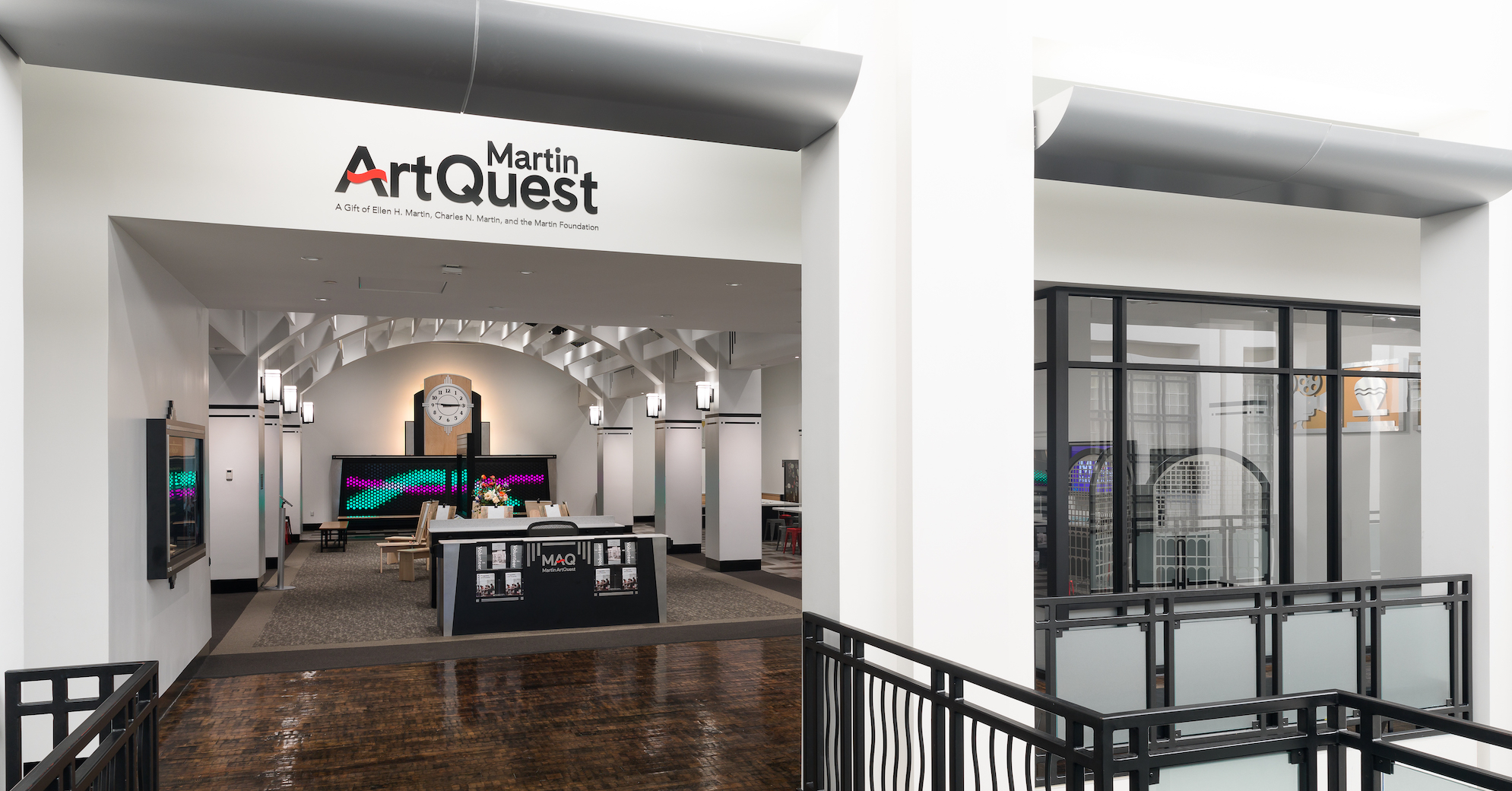 Martin ArtQuest Reopens at The Frist