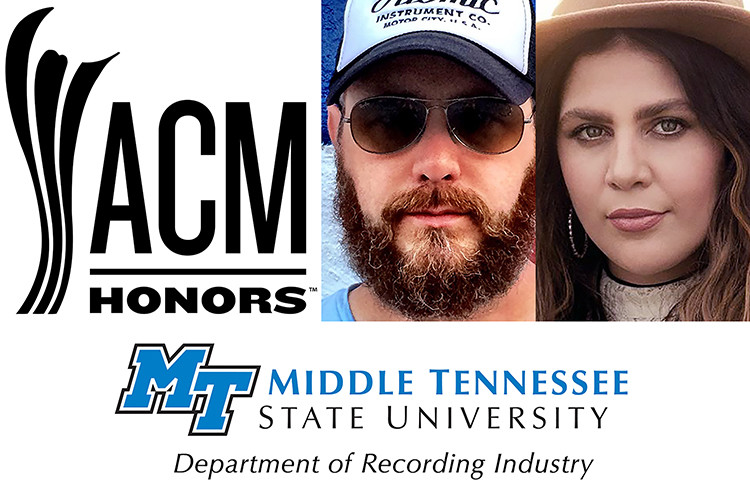 MTSU Recording Industry Alumnus is ACM's Top Audio Engineer for 2nd Time