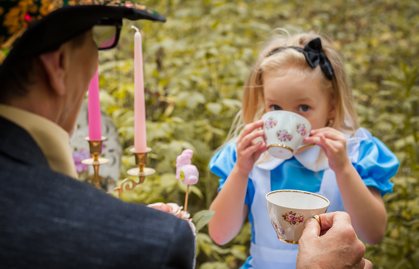 Mad Hatter Tea Party Tix On Sale Now