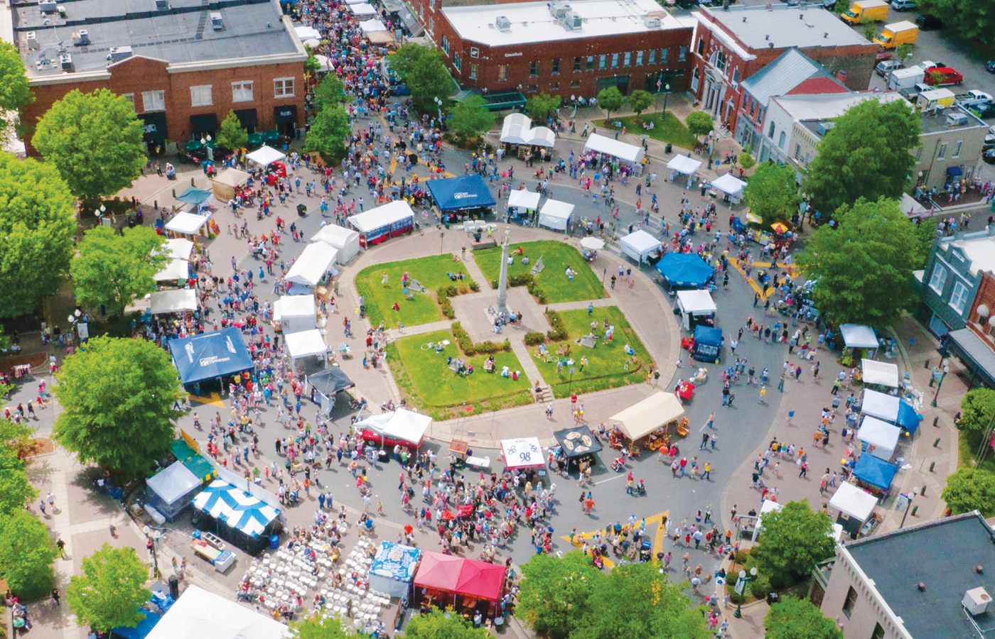 What's New at Main Street Festival