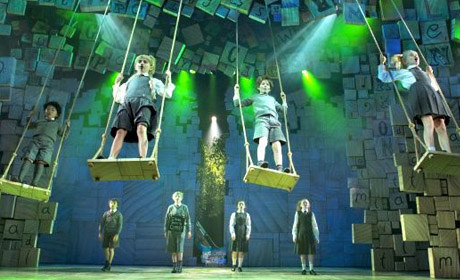 Theater Review: Matilda the Musical