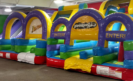 Moose Magoo's Inflatable Fun