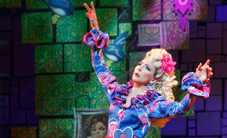 Matilda Preview: Q & A with Mrs. Wormwood