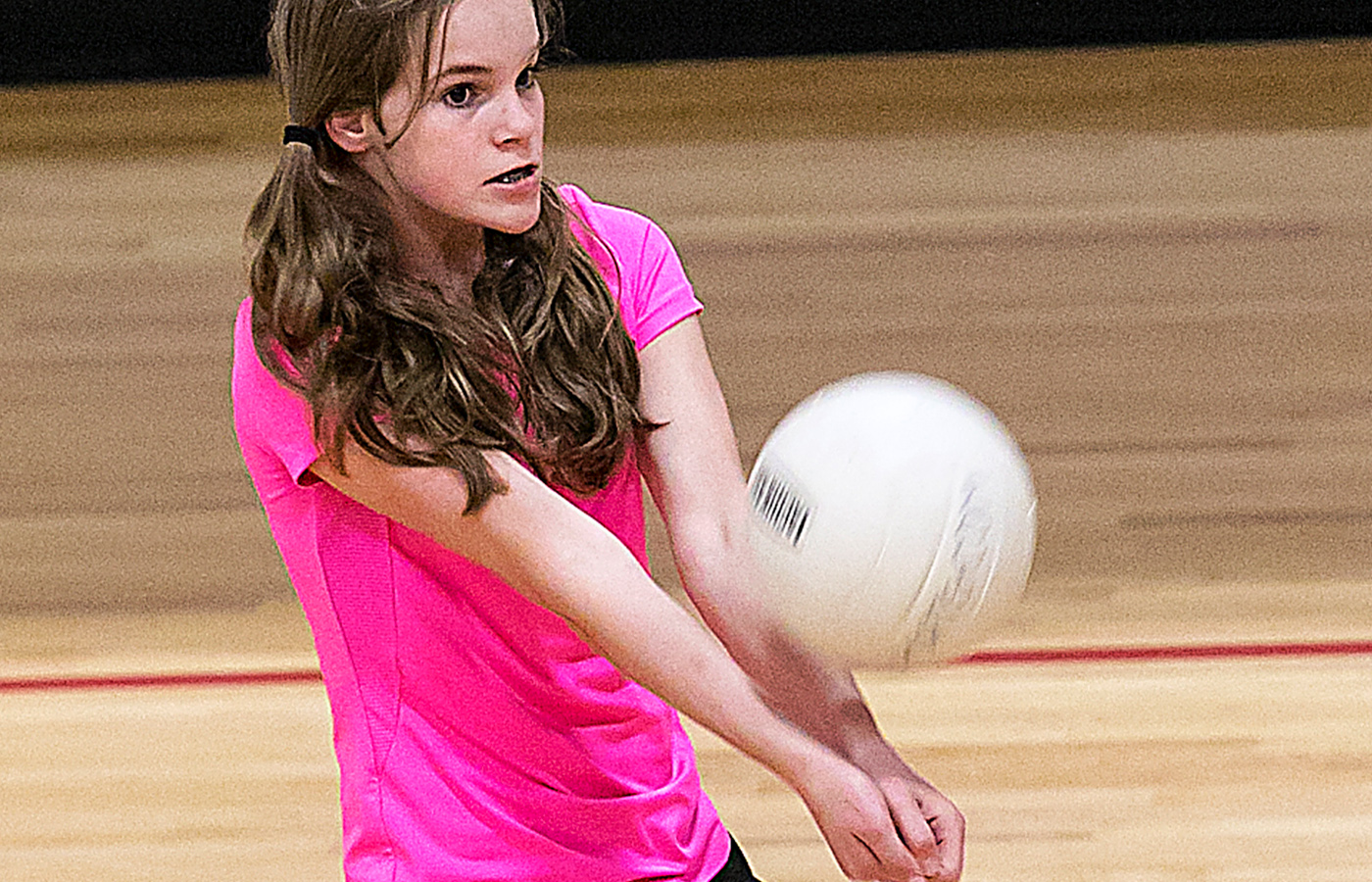 Youth Volleyball Class