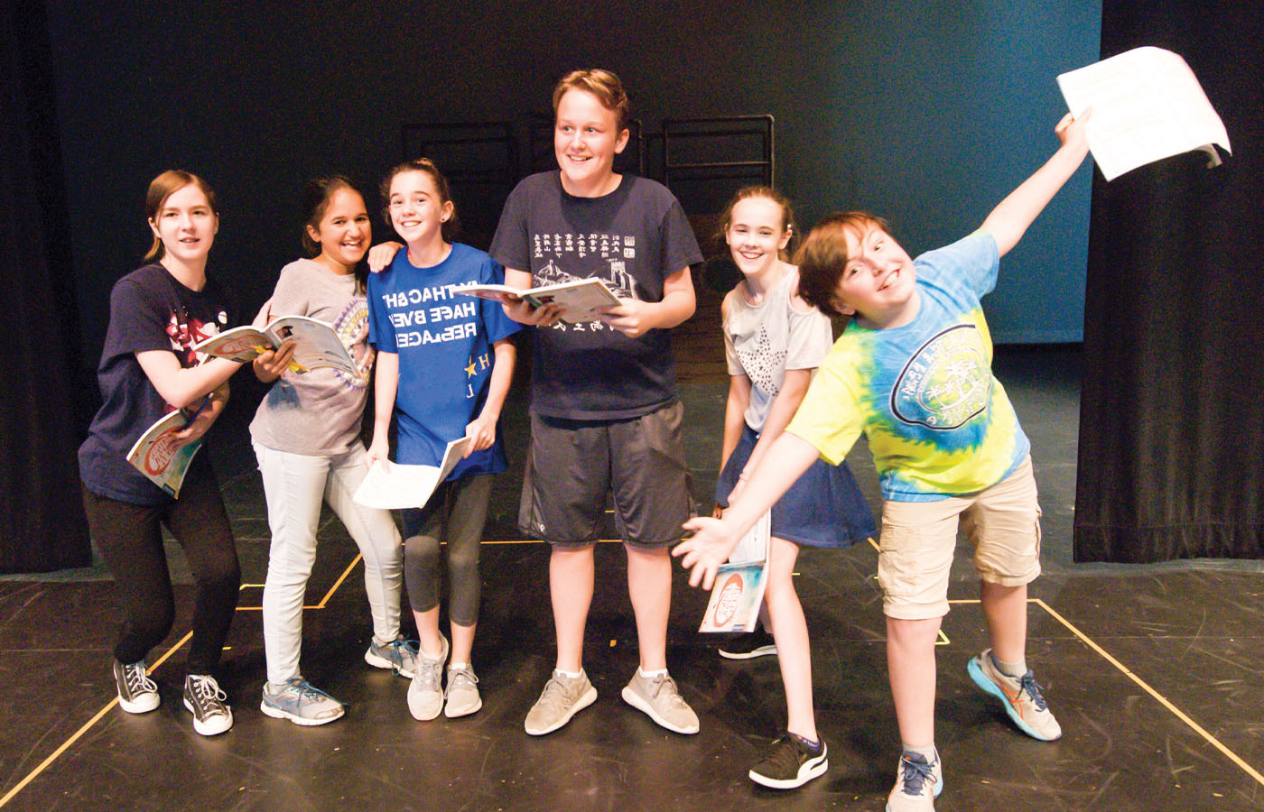 NCT Drama Camps Start May 28!