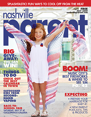 Nashville Parent July 2019