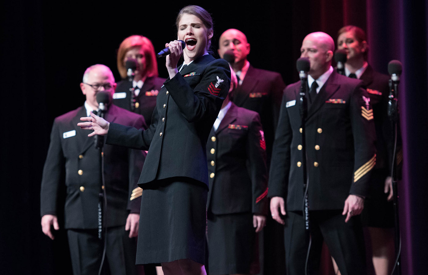 United States Navy Band Sea Chanters