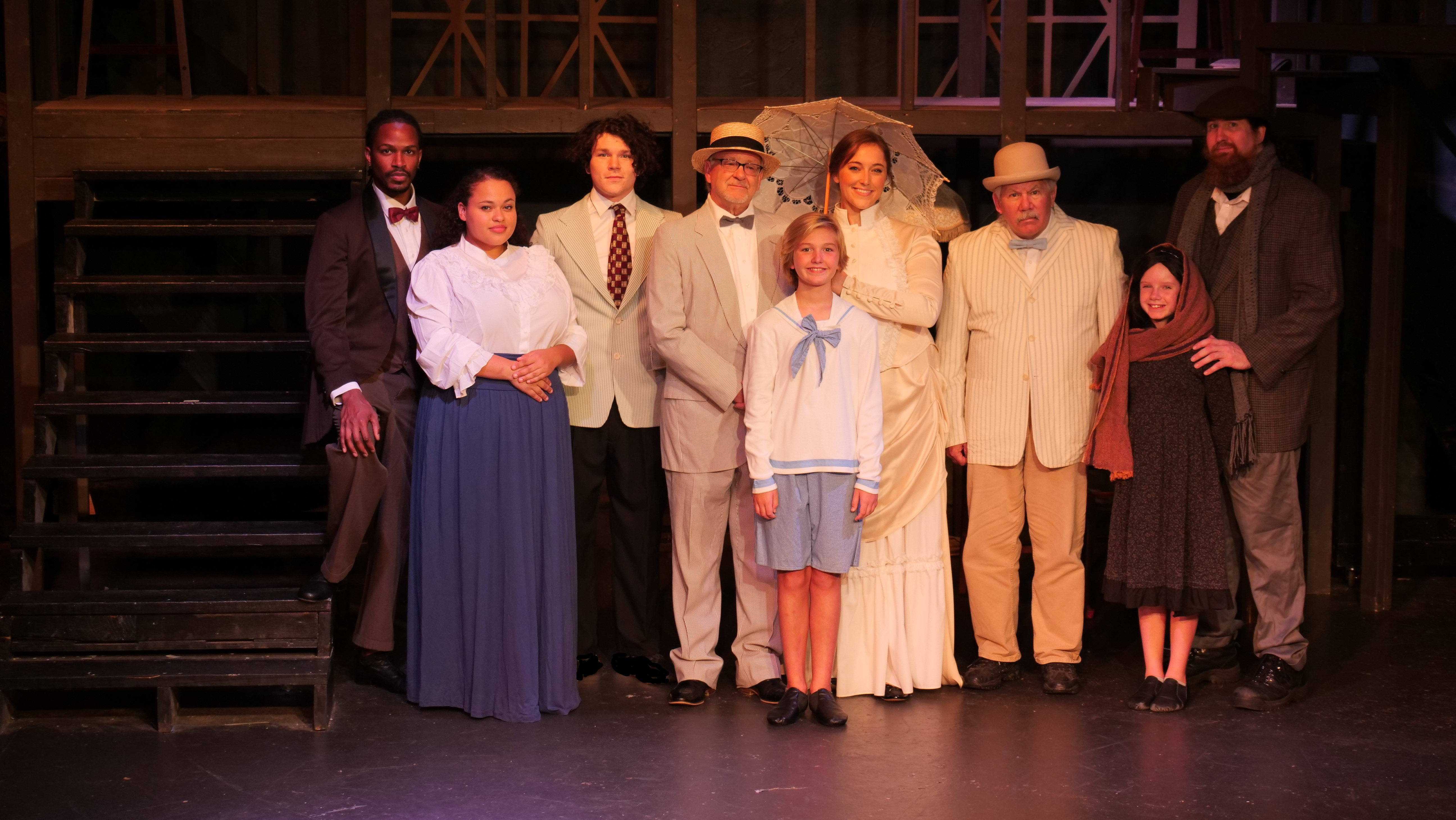 HPAC Presents 'Ragtime the Musical!' This September