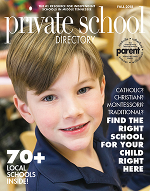 Private School Directory Fall 2018