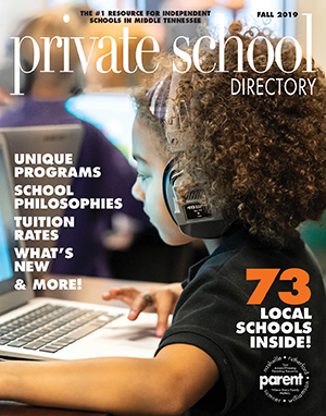 Private School Directory, Fall 2019