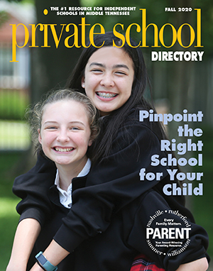 Private School Directory Fall 2020
