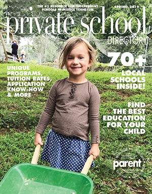 Private School Directory Spring 2019