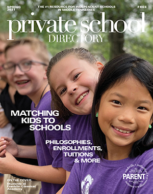 Private School Directory Spring 2021