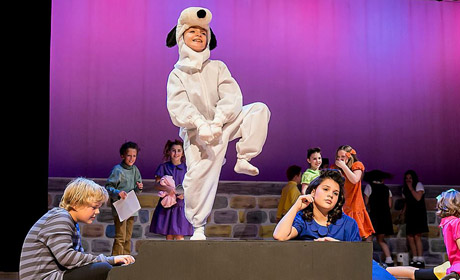 Local Theater Programs for Kids