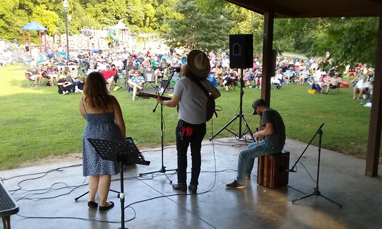 "Last ""Pickin' In The Park"" of 2019 Set for 9/28 at Harvey Park"