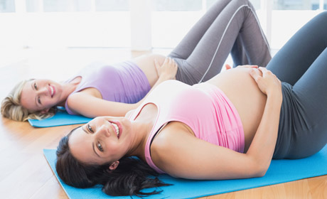 Bump Camp for Pregnant Moms
