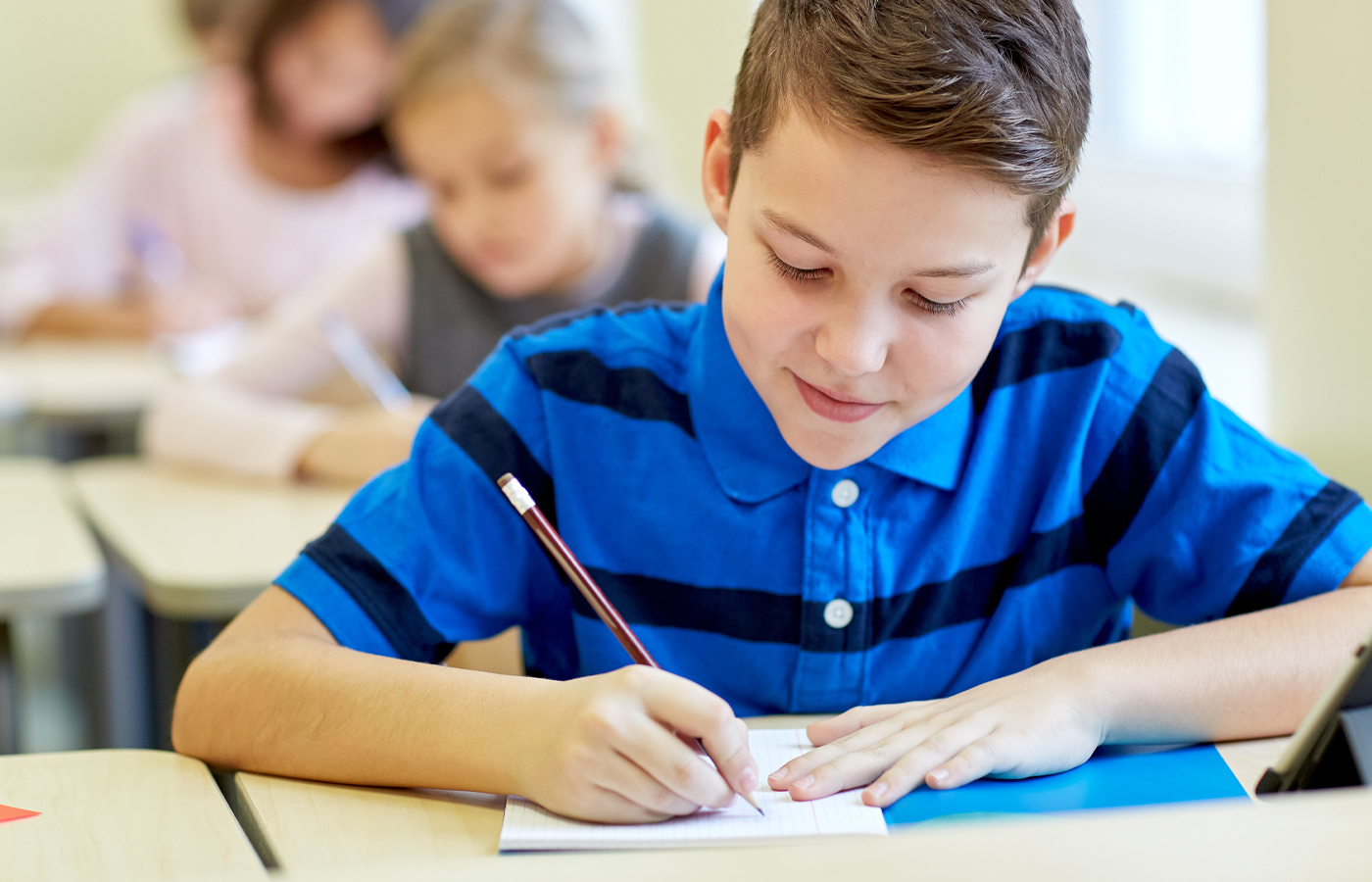 Tutoring Builds Confident Learners
