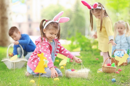 Cedarmont Easter Egg Hunt