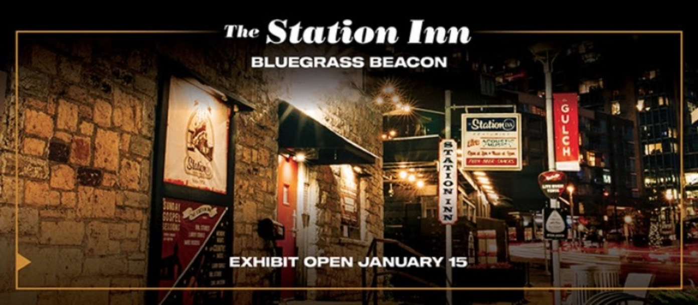 Country Music Hall of Fame to Open Station Inn Exhibit