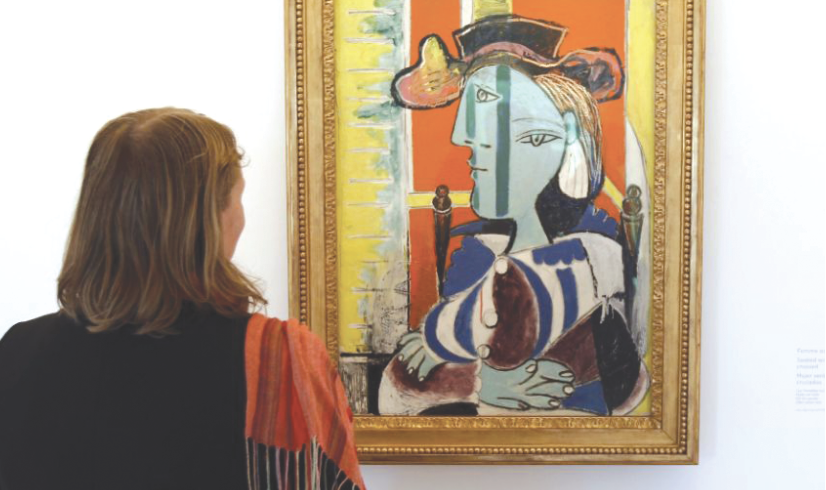 Picasso Exhibit Makes Only U.S. Stop At Frist Art Museum Starting Feb. 5