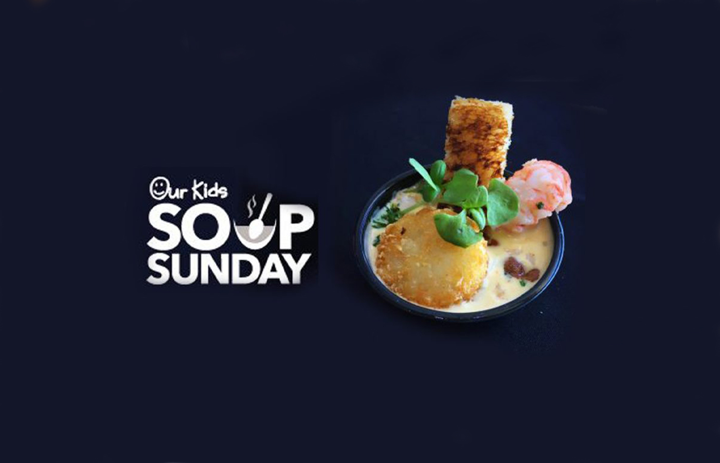 Get Tix NOW for Soup Sunday