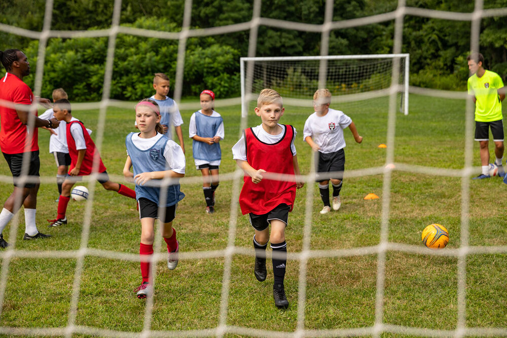 Kick the Cold This Spring at Spartan Soccer Academy, Ages 3-15