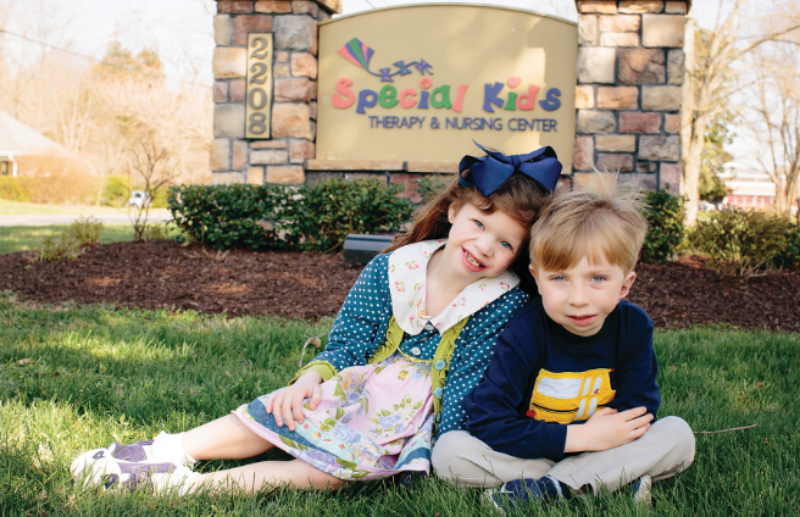 Special Kids Therapy Raises More Than $500K During Year-End Campaign