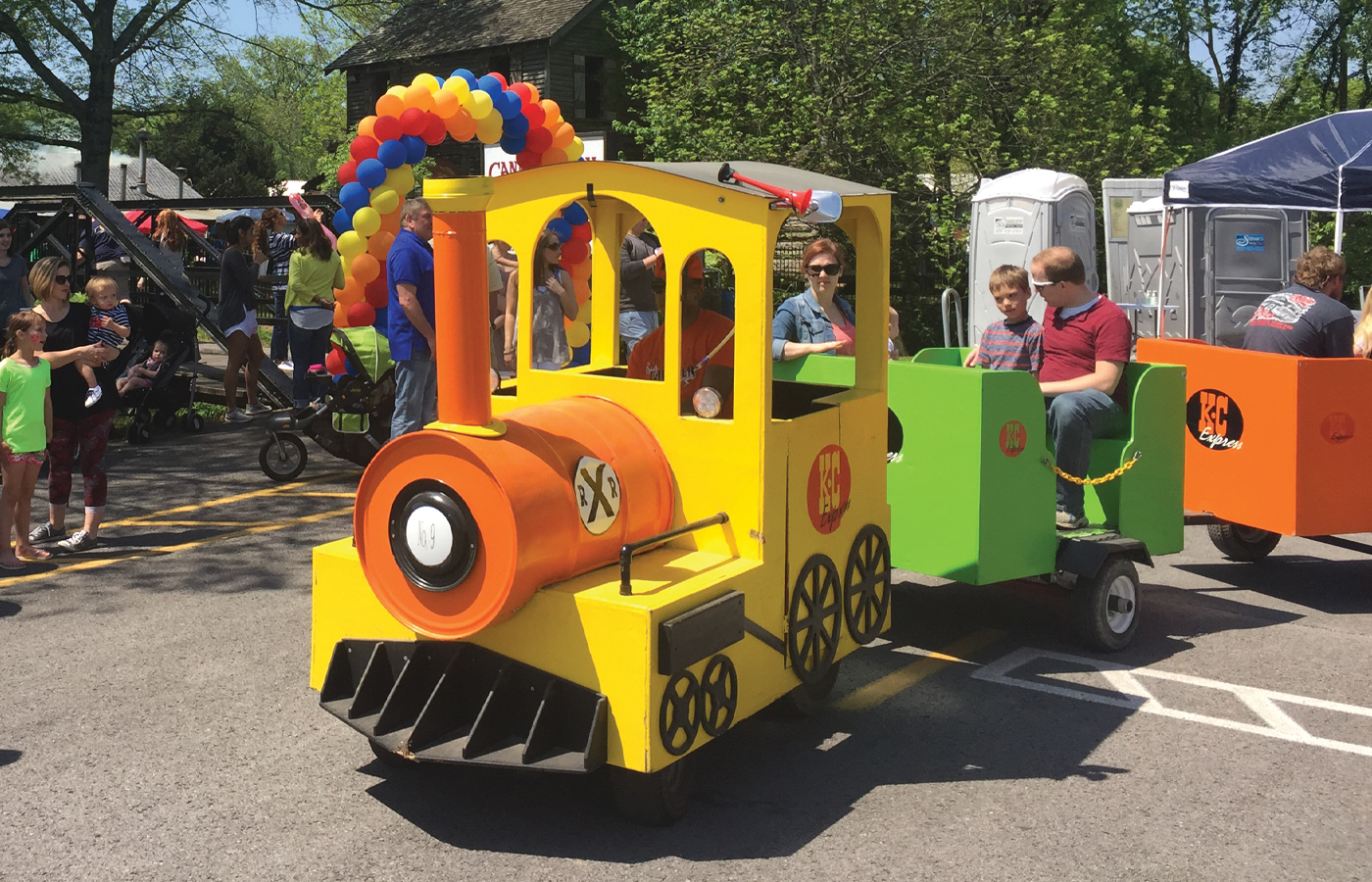 Rutherford Parent's Spring Kids' Fest & Cannonsburgh's Pioneer Days