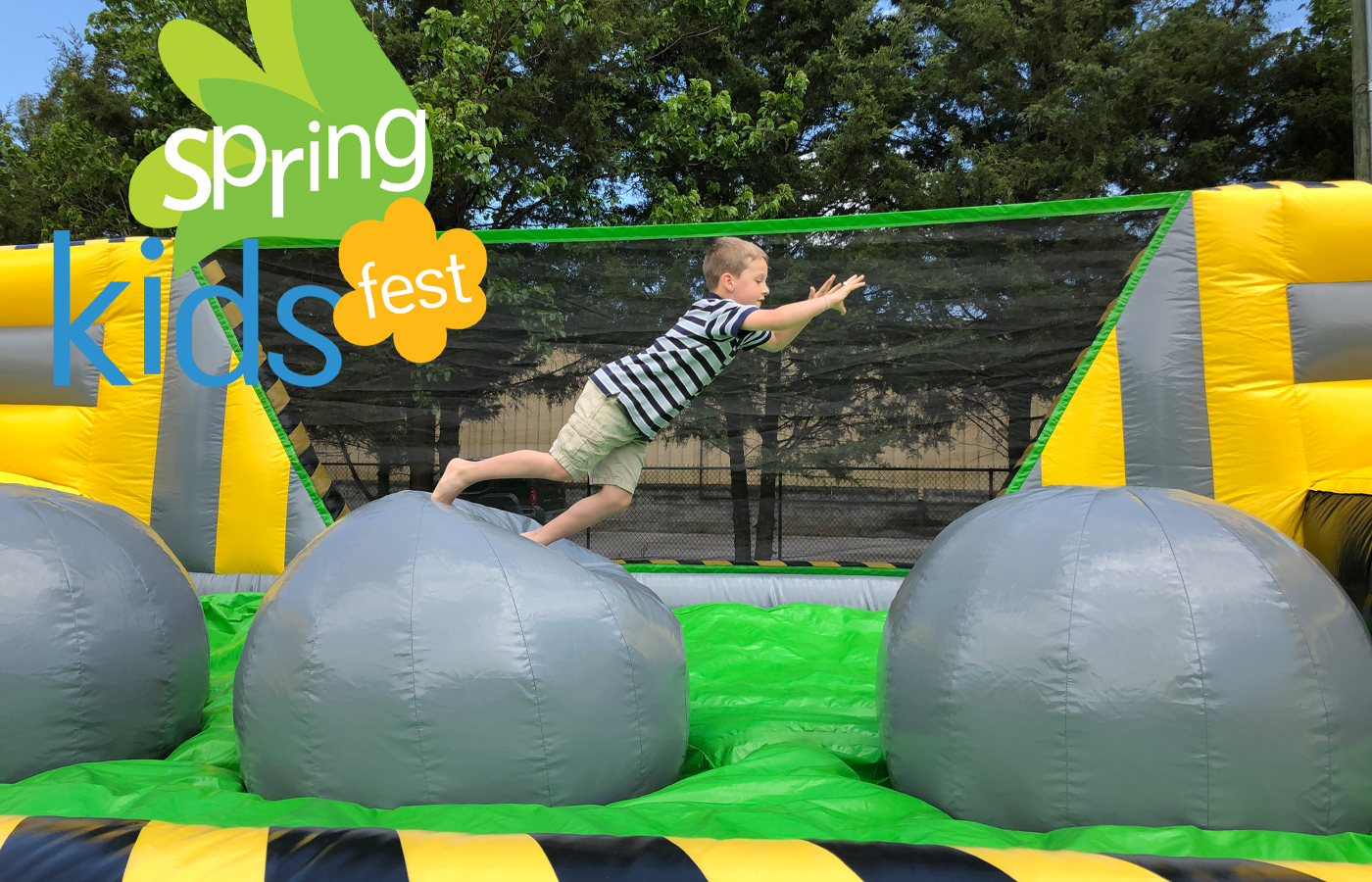 Spring Kids Fest: Saturday, April 25, 2020