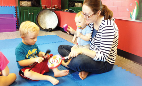Music Together Adds Big Kids Class