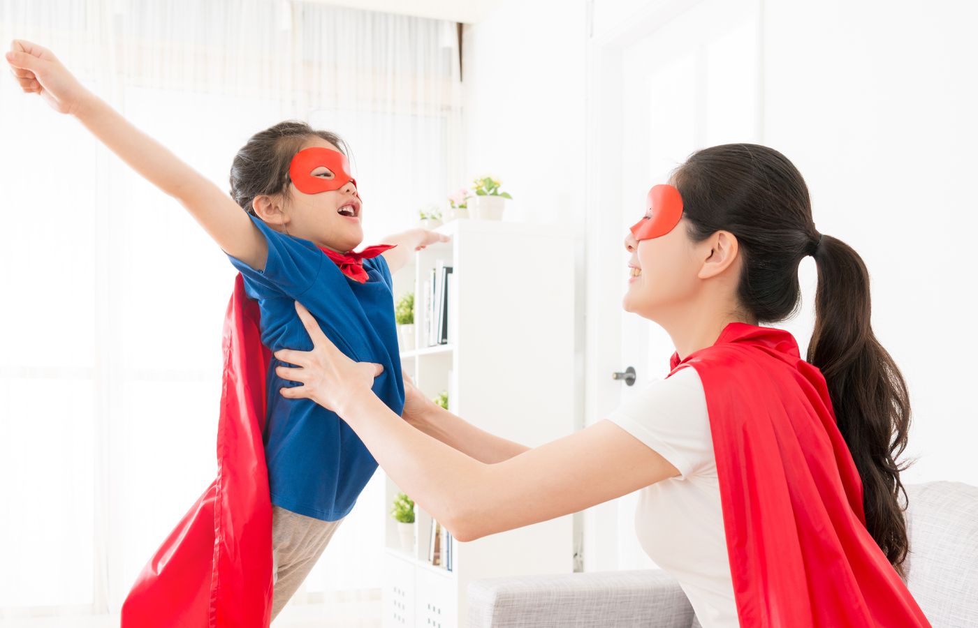 Mom Super Powers & Your Parenting Style