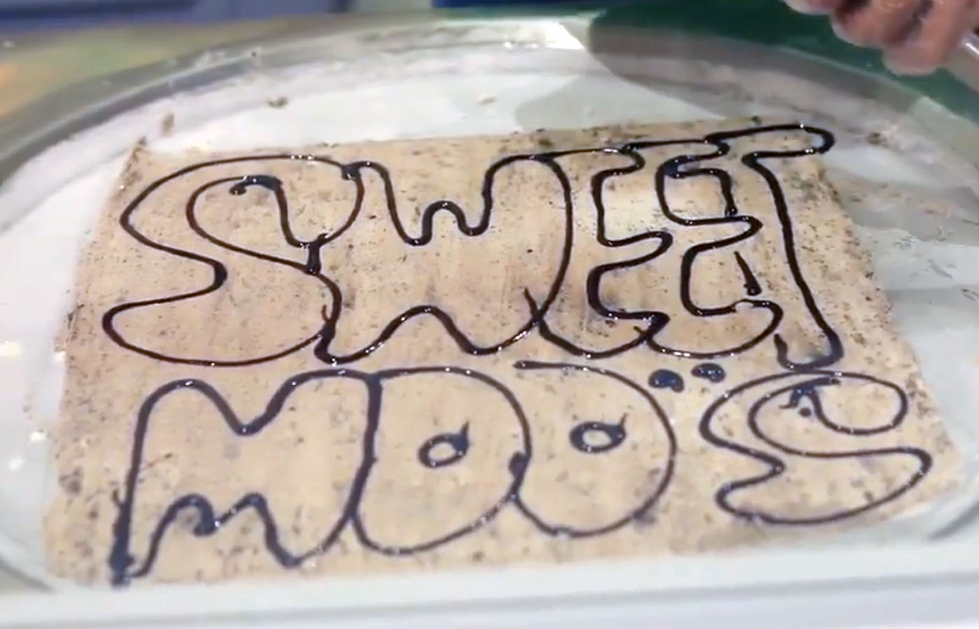 Frozen Treats at the New Sweet Moo's