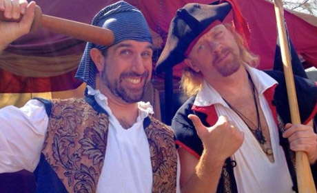 Tennessee Renaissance Festival: Pirate Invasion Weekend