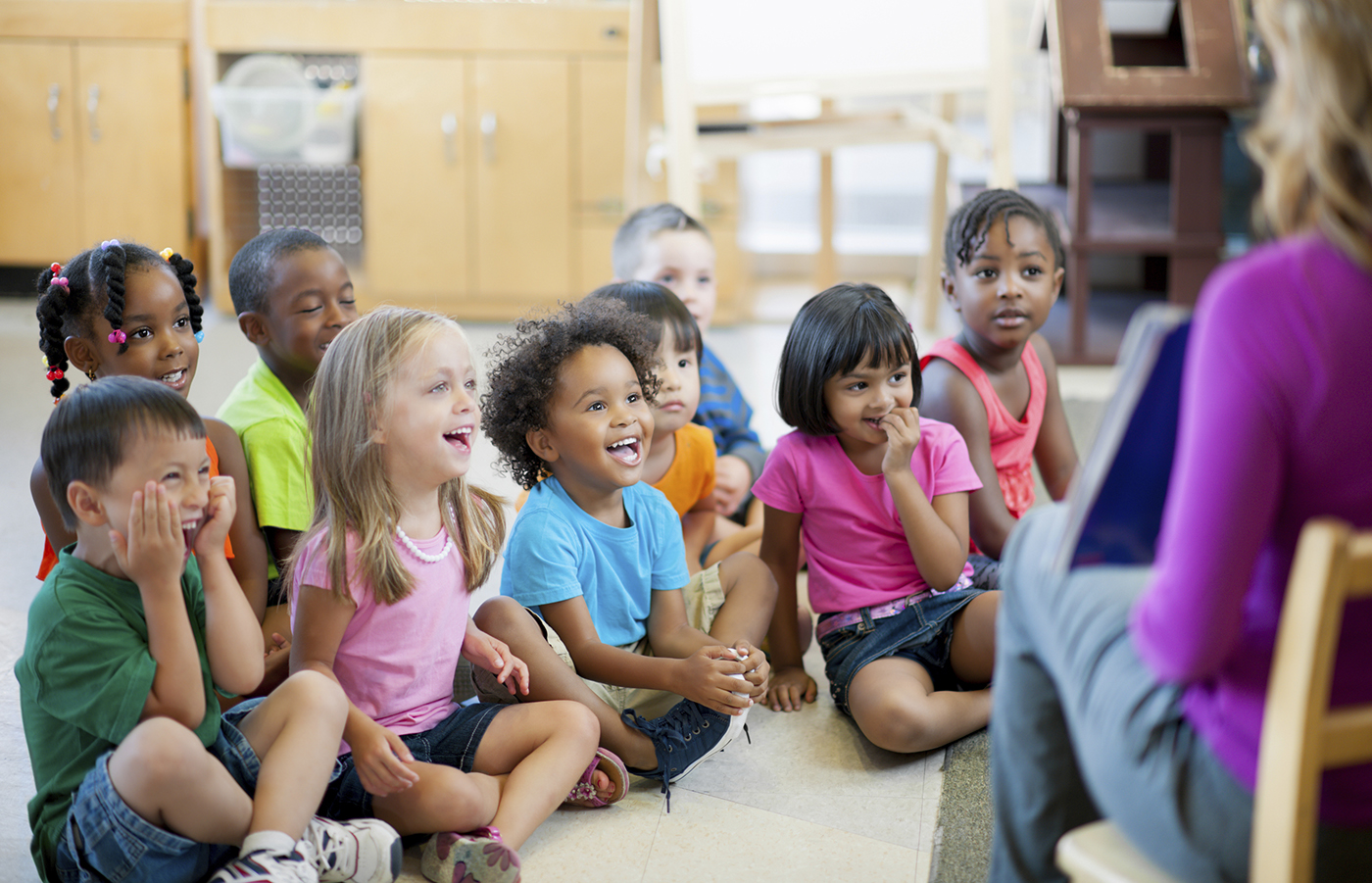 Local Storytimes for Littles!