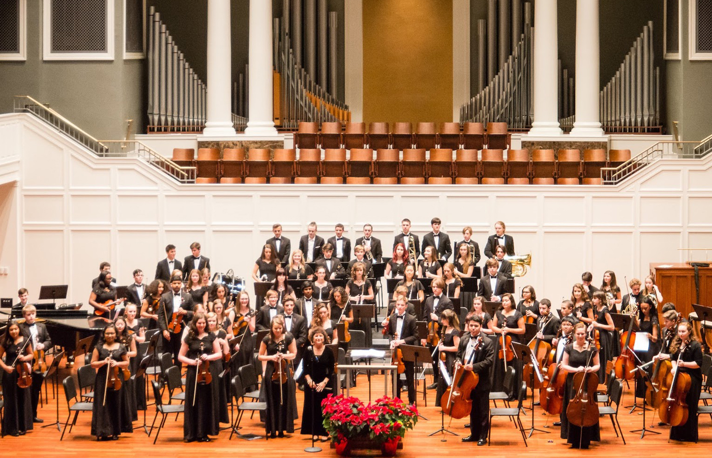 Tennessee Youth Symphony Auditions