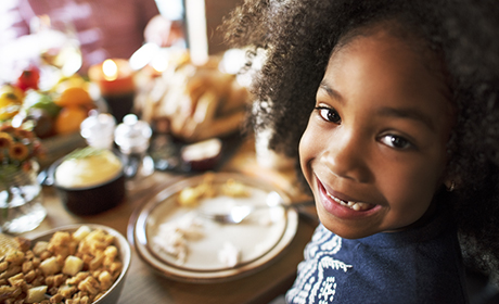 Table Manners Tips for Kids
