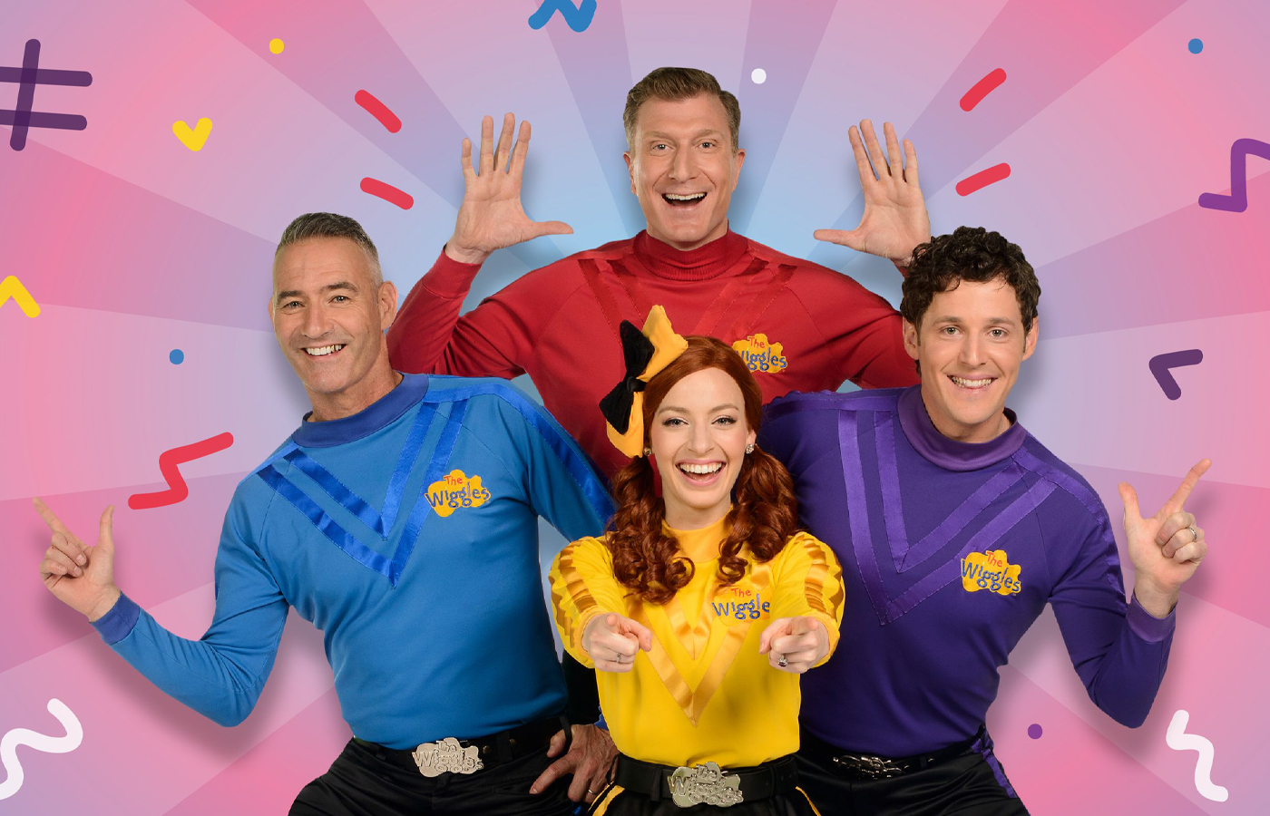 The Wiggles: Party Time Tour — Tickets On Sale NOW!
