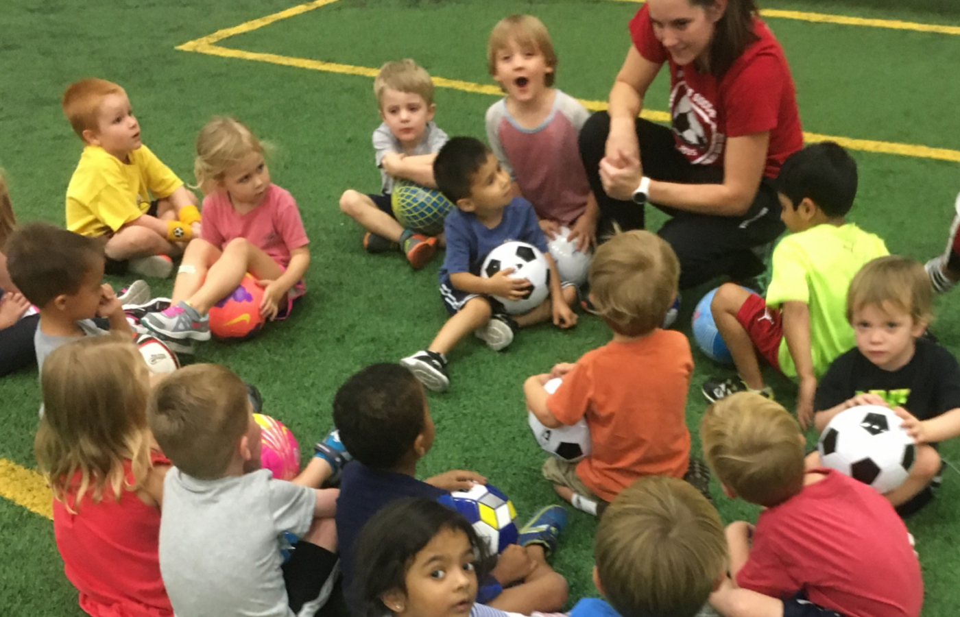 Tiny Tots Soccer: Registration Open