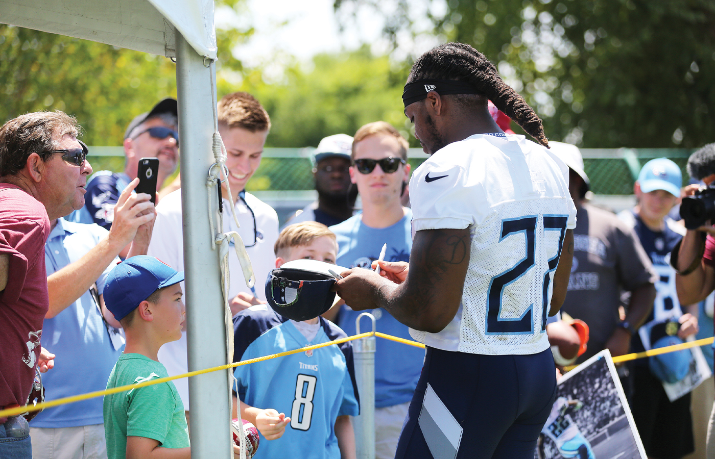 Titans 2019 Training Camp